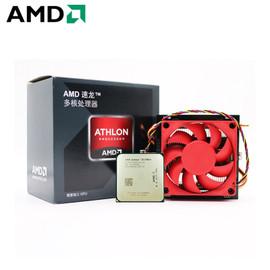 AMD Athlon X4 860K CPU PC computer X860K Socket FM2+ 3.7 GHz Quad Core 860 K 100% working Desktop Processor Contain Cooler Fan|CPUs|