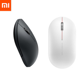 Original Xiaomi Wireless Mouse 2 1000DPI 2.4GHz WiFi Link Optical Mute Portable Light Mini Laptop Notebook Office Gaming Mouse|Mice