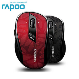 Rapoo 7100P 5G Wireless Optical Gaming Mouse with Adjust DPI 4D Scroll for Desktop Laptop PC Computer|Mice