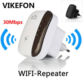 Wireless Wifi Repeater Wifi Range Extender Router Wi Fi Signal Amplifier 300Mbps WiFi Booster 2.4G Wi Fi Ultraboost Access Point