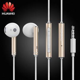 Huawei AM116 Earphone Original wired 3.5mm In Ear Honor Headset Mic Volume Control For samsung xiaomi SONY Smartphones 1.2M Phone Earphones & Headphones