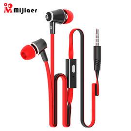 Langsdom Mijiaer JM21 Wired Earphones For Phone iPhone Huawei Xiaomi Headsets In Ear Earphone Earbuds Earpiece fone de ouvido|ear phones|langsdom jm21bass earphones