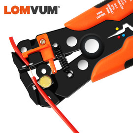 LOMVUM Wire Cutter Stripper Clamp Insul Crimper Multi Tools Pliers Automatic 0.2 6.0mm Cable Cutting Reparing Hand Tools|Pliers