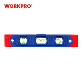 "WORKPRO 9"" Level Plastic Torpedo Level spirit level Measuring Instruments|level measuring instruments|torpedo levelinstruments measures"