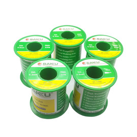 Professional Lead free 0.2 0.6mm Unleaded Lead Rosin Core Solder Wire for Electrical RoHs|Welding Wires