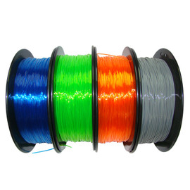 3D Printer Filament Flexible TPU 1.75mm 0.8kg 3d plastic consumables material for 3D Printer|3D Printing Materials