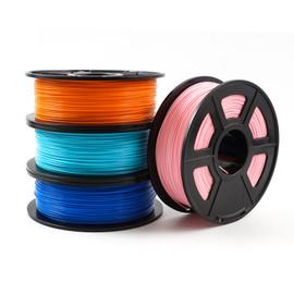 3D Printer Filament 1.75mm 1kg/2.2lbs PLA PETG TPU Nylon Carbon Fiber Conductive ABS PC POM ASA Wood HIPS PVA Plastic Filament|3D Printing Materials