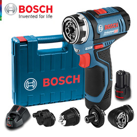Bosch GSR12V Cordless Drill Electric Drill Wireless Power Driver Lithium Ion Battery Screwdriver Drilling Machine With LED Ligh|Electric Drills