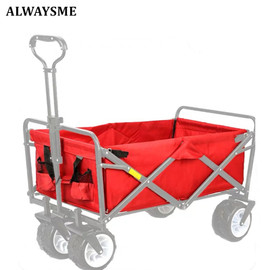 ALWAYSME Heavy Duty Polyester Garden Utility Wagon Cart Liner For Garden Utility Wagon Cart|Garden Carts