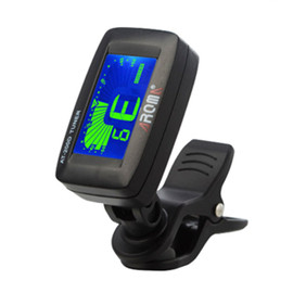 Professional Guitar Tuner Universal Clip On with Digital Chromatic LCD for Acoustic Guitar Bass Ukulele Violin Tuning Tuner|Guitar Parts & Accessories