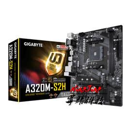 Gigabyte GA A320M S2H Micro ATX AMD A320 DDR4 M.2 USB3.1 STAT3.0 SSD/New/32G Best support R9 desktop CPU Socket AM4 Motherboard|Motherboards