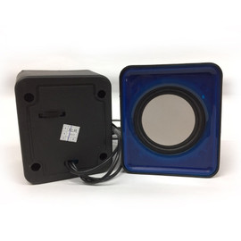 New Wired Mini Speakers USB 2.0 for Laptop PC MP3 Multimedia Speaker Random Color Computer Speakers