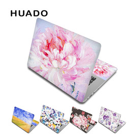 Flower Laptop skin decal notebook sticker 13 15 15.6 inch laptop skin for lenovo/xiaomi air /macbook/asus 17"