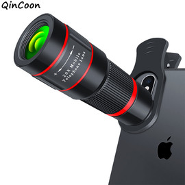 20X Zoom Telephoto Lens HD Monocular Telescope Phone Camera Lens for iPhone Samsung Huawei Xiaomi LG Android Smartphone Mobile|Mobile Phone Lens