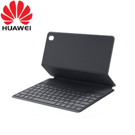 Huawei mediaPad M6 10.8 inch Tablet PC Smart Magnetic Keyboard Case Russia Spanish Sticker|Tablet Keyboards