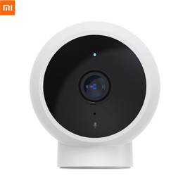 Xiaomi mijia AI Smart IP Camera 1080P IP65 waterproof full HD quality Infrared Night Vision 170 degree super wide angle 32GB TF|Smart Remote Control