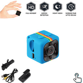Mini IP Camera Sport DV Sensor Night Vision Camcorder Motion DVR Micro Camera Video small Camera HD 1080P cam SQ 11