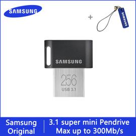 SAMSUNG Pendrive 128gb 64gb 32gb 256gb Mini USB Flash Drive 32 64 128 GB Pen Drive 3.1 USB Stick Disk on Key Memory for Phone|USB Flash Drives
