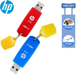 HP x788w USB 3.1 Super High Speed USB Flash Drive 32GB 64GB 128GB 256GB 512GB Pendrive Memory Stick for Laptop smartphone car TV|USB Flash Drives