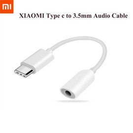 Xiaomi Original Earphone Adapter USB3.1 Type C To 3.5mm Cable Music Headphone Converter USB C Adapter for Oneplus Huawei Samsung|Phone Adapters & Converters|
