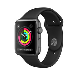 Apple Watch 3 Series 3 Women and Men's Smartwatch GPS Tracker Apple Smart Watch Band 38mm 42mm Smart Wearable Devices|Smart Watches|