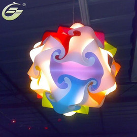 New Modern DIY Pendant Ball novel IQ baby room lamp light pendant lights lamp,size 25cm/30cm/40cm|pendant light lamp|pendant lightslight pendant