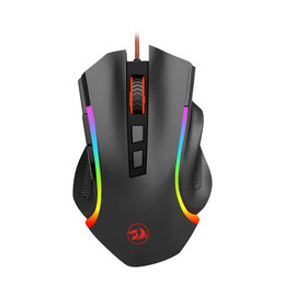 Redragon M607 USB Wired Mouse RGB backlight with software Gaming Mouse|Mice|
