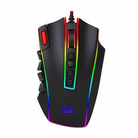 Redragon M990 LEGEND 24000 DPI Programmable Buttons Laser Gaming Mouse Ergonomic Design For PC Computer Desktop Gamer|laser gaming mouse|gaming mousemouse for pc