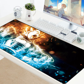 Mousepad Boy Gift Gaming Mouse Pad Large Gamer Anime Game Computer Desk Protector Padmouse Keyboard Mice PC Play Mat|Mouse Pads|