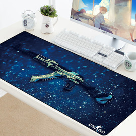 CSGO Locking Edge Gaming Mouse Pad Gamer XL Large CS GO Game Rubber Mousepad Mat CSGO Keyboard Pad Computer Mat For ouija board|Mouse Pads|