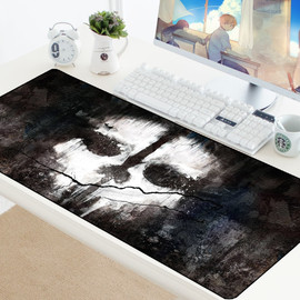 Gaming Mouse Pad Notebook Computer Mousepad Large XL Rubber Desk Keyboard Mouse Pads Mat Gamer Office Tablet for Call of Duty 3|Mouse Pads|