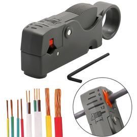 1pc Automatic Stripping Pliers Wire Stripper Multi tool crimping pliers cable Tools Cable Stripper Decrustation Pliers|Pliers|