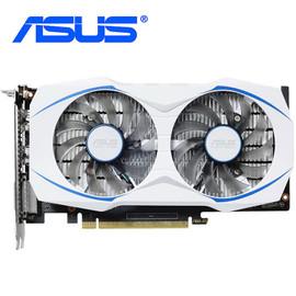 ASUS GTX 1050Ti 4G Graphics Card 128Bit GDDR5 Video Cards GTX1050Ti 4GB For Geforce 7008MHz DP HDMI PC Map DUAL GTX1050 Ti Graphics Cards 