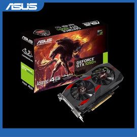 ASUS CERBERUS GTX1050TI A4G 4GB GDDR5 Gaming Graphics Card NVIDIA GeForce GTX 1050 TI Video Card Graphics Cards 