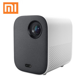 Xiaomi Mijia Mini Projector DLP Portable 1920*1080 Support 4K Video WIFI Proyector LED Beamer TV Full HD for Home Cinema| |