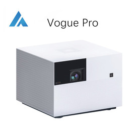 Fengmi Vogue Pro DLP Full HD Projector 1080P 1600 ANSI Lumens Support 4K Video with Android Wifi Home Theater Led TV Beamer|LCD Projectors|