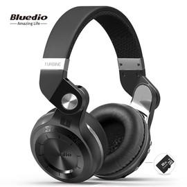 Bluedio T2plus (Shooting Brake) Bluetooth stereo headphones wireless headphones Bluetooth 5.0 headset over the Ear headphones|Bluetooth Earphones & Headphones|