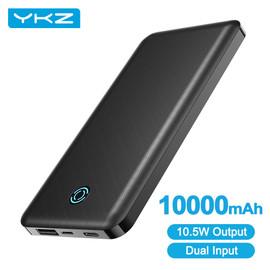 YKZ PowerCore 10000mAh Power bank External Battery Portable Charger Mini USB C Powerbank Poverbank PowerCore For iPhone Xiaomi|Power Bank|