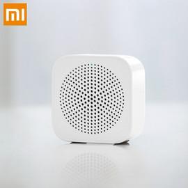 Xiaomi AI Bluetooth Speaker Mini Wireless HD Quality Portable Speaker Column Mic Hands free Call AI Bluetooth 5.0 Sound Box|Portable Speakers|