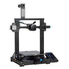 Ender 3 V2 CREALITY 3D Printer Kit Slilent Mianboard New UI Display Screen With Resume Printing|3D Printers|