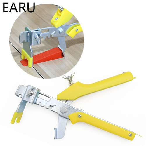 Accurate Tile Leveling Pliers Tiling Locator Tile Leveling System Ceramic Tiles Installation Measurement Tool|Construction Tool Parts