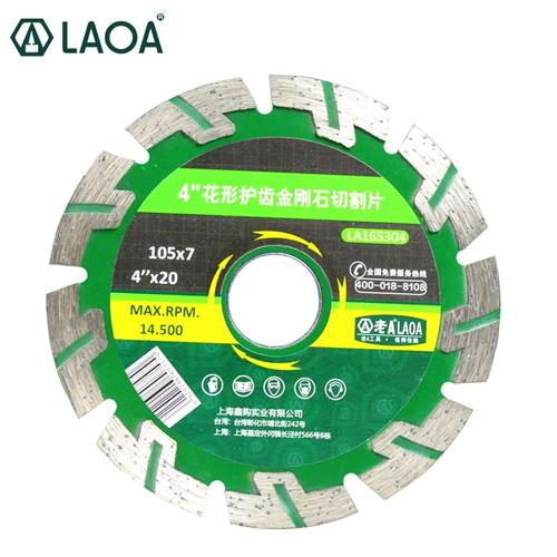 LAOA Diamond Saw Blade Diamond Grinding Wheels Cutting Wheel Cutting Disc For Concrete Granite Grinding Wheels 