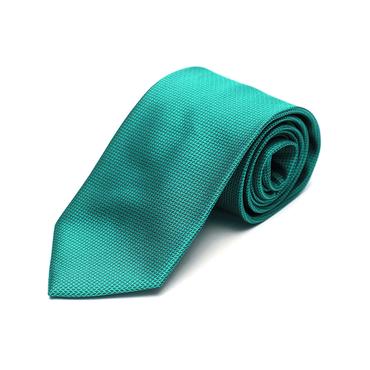 Teal Silk Tie