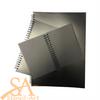 Pro-Art Visual Diary A4 140gsm Black