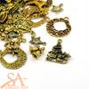 Tibetan Style Mixed Charms 50g - Christmas