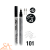 Daler-Rowney FW Empty Paint Markers - Technical Nib 0.8mm 2 Pcs