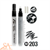 Daler-Rowney FW Empty Paint Markers -  Round Nib 2-6mm 2 Pcs