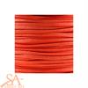Faux Suede Cord 3x1.5mm 5m/Roll Dark Orange