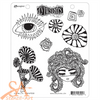 Dyan Reaveley's Dylusions Cling Stamp  Set – Ocean Life DYR69058