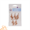 Prima Marketing Metal Embellishments WATERCOLOR FLORAL  #651589